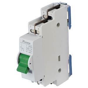 Wall-mounted control switch - 16 A, 1 NO contact KOPP 760211014