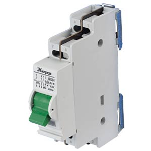Wall-mounted control switch - 16 A, 3 NO contact KOPP 760231018