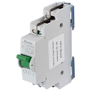 Wall-mounted group switch - 16 A, I-O-II KOPP 760611016
