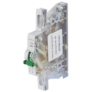 Universal auxiliary switch - NC + changeover contact, 6 A AC/1 A KOPP 769900009