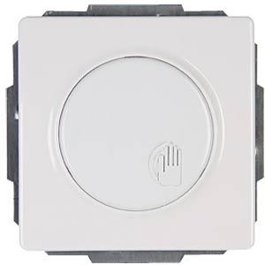 Sensor-Dimmer - VENEDIG, reinweiß, (P-Anschnitt) KOPP 802729086