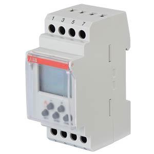 Digitale Schaltuhr - 1 Wechsler, 16 A, 1 Kanal ABB DT1