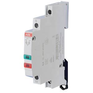 LED-Leuchtmelder - 2-fach, 12 - 48 V AC, grün+rot ABB E219-2CD48