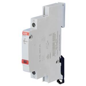 LED-Leuchtmelder - 1-fach, 115 - 250 V AC, rot ABB E219-C