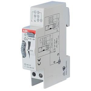 Treppenlichtzeitschalter - 230 V, 1-7 min ABB E232-230