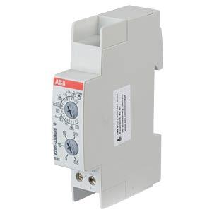 Treppenlichtzeitschalter - 230 V, 0,5-20 min, Vorwarnung ABB E232E-230-MULTI10