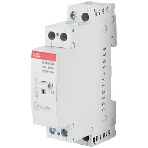 Surge current switch, single-pin, 1 NO contact ABB 148209