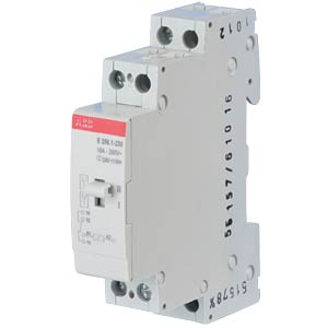 Surge Current Switch - AC/DC, 1 Changeover Contact, 16 A ABB E256.1-230