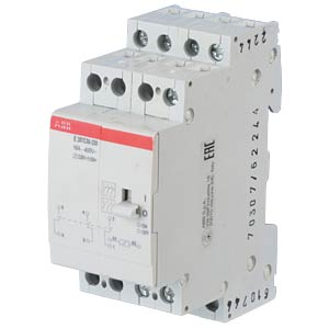Surge Current Switch - AC/DC, 3 NO Contacts, 16 A ABB E257C30-230