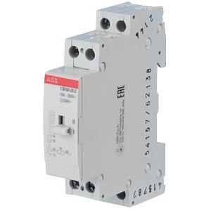 Installationsrelais - 1 Wechsler, 230 V ABB E259R001-230-LC