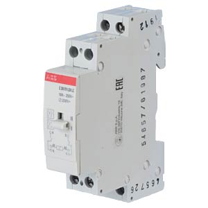 Installation Relay - 1 NO Contact + 1 NC Contact, 230 V ABB E259R11-230-LC