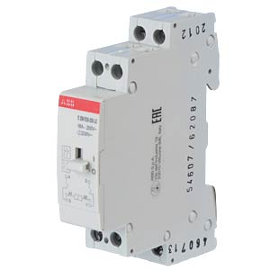 Installation Relay - 2 NO Contacts, 230 V ABB E259R20-230-LC