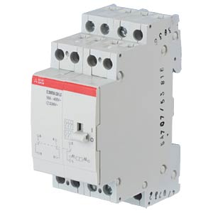 Installation Relay - 3 NO Contacts, 230 V ABB E259R30-230-LC