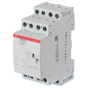 Installationsrelais - 4 Schließer, 230 V ABB E259R40-230-LC