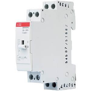 Latching relay, single-pole, 1 NO contact ABB