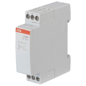 Surge Current Switch with Electronic Control System - 1 NO Conta ABB E261-230