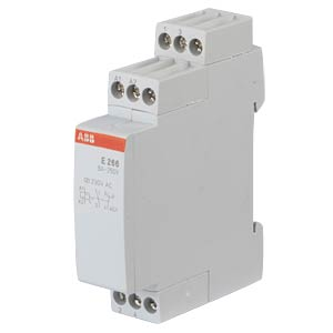 Surge Current Switch with Electronic Control System - 1 NO Conta ABB E266-230