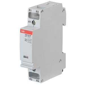 Installation Contactor - 2 NC Contacts, 230 V ABB ESB20-02-230V50HZ