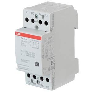 Installation Contactor - 4 NC Contacts, 230 - 240 V ABB ESB24-04-230AC/DC