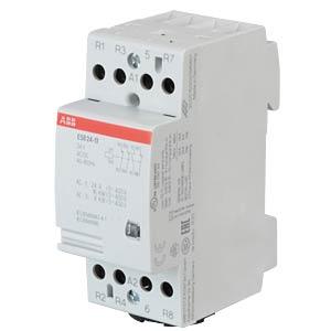 Installation Contactor - 1 NO Contacts + 3 NC Contacts, 24 V ABB ESB24-13-24AC/DC