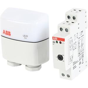 Dämmerungsschalter - 1 Schließer, 16 A, mit Lichtfühler ABB 2CSM295563R1341