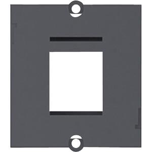 BACH 917.001 - Custom Modul Rahmen 1x Keystone CONI