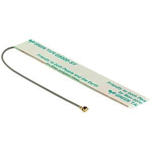 LTE Antenne, SMA, 3 dBi, Klebemontage DELOCK 88988