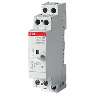 Surge current switch, two-pin, 2 NO contacts ABB 148210