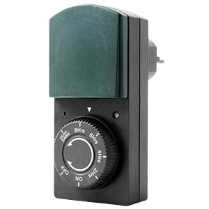 Outdoor photocell countdown timer VELLEMAN E305DP-G