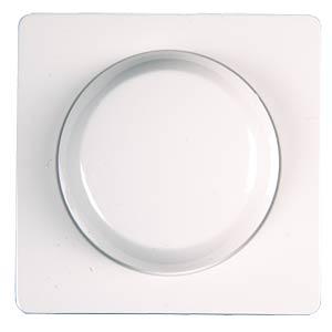 Dimmer central plate for HK05 KOPP 3347.0200.7