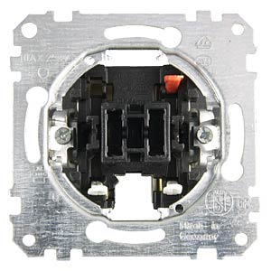 Flush-fitted switch insert, control switch MERTEN MEG3106-0000