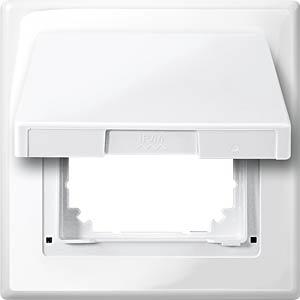 M-SMART protective cover, polar white MERTEN 478019