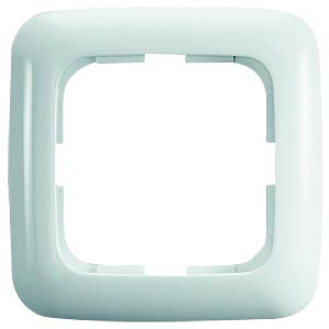One-way cover frame for REFLEX-SI BUSCH-JAEGER 2511-214
