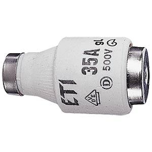 Sicherungseinsatz, Sockel E33 / D III, 35 A KOPP 3256.0001.3