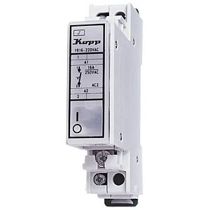Distributor box surge switch, 1 normally open contact KOPP 1916.0000.5