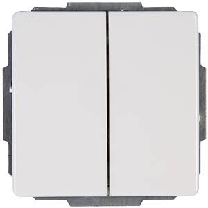 Serien-Schalter - VENEDIG, reinweiß KOPP 600529082