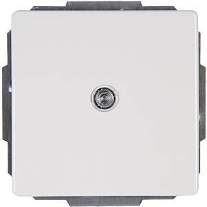 Off/toggle switch, ill., VENICE pure white KOPP 600692087