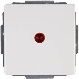 Control switch VENICE pure white KOPP 601692088