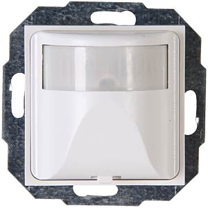 Motion detector 2D180° flush-fitted IP 20ATH/VENICE pure white KOPP 805829013