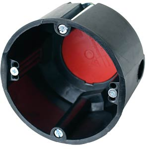 Cavity wall fire protection socket — Ø: 74 mm, depth: 54 mm, 1-g F-TRONIC BS117
