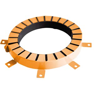 Fire protection collar — 110mm F-TRONIC BSMS110