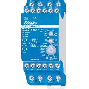 Impulse switching relay - 4-way, 1 NO contact, 250V/16A ELTAKO ESR12Z-4DX-UC