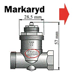 SPARmatic adapter for Markaryd EUROTRONIC 700100010