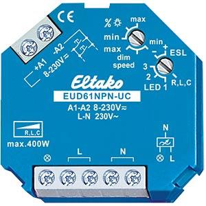 Universal-Dimmschalter - 230V, 400W ELTAKO EUD61NPN-UC