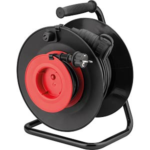 Cable reel 50 m, outdoor GOOBAY 71462