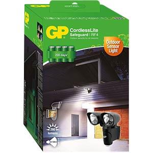 RF Safeguard 4.2 - Battery LED Outdoor Lamp GP-BATTERIES SAFEGUARD4.2