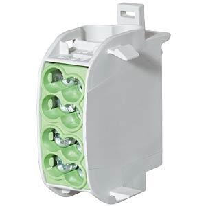 Klemme grün-gelb, 25 mm² F-TRONIC 7110190