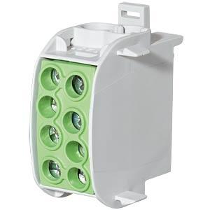 Hauptleitungsabzweigklemme, 35 mm², grün/gelb F-TRONIC 7110197