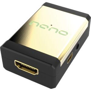 HDMI naar VGA + audioconverter - Nano GX HDFURY HDF0020-1