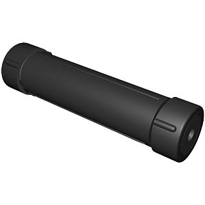 Kabelmuffe 110x30mm, IP67 bis 25V HEITRONIC 45601
